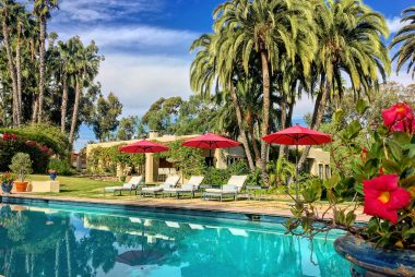 San Diego - Rancho Santa Fe - Spanish Colonial Revival Style Estate