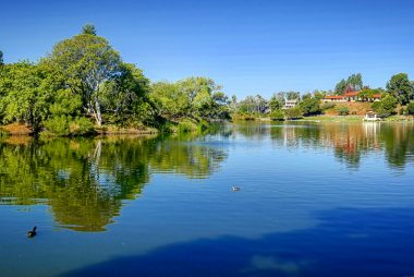 San Diego - Rancho Santa Fe - Fairbanks Lake